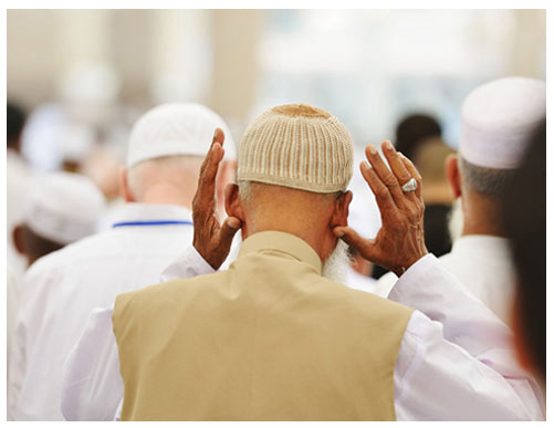 Horaire de prière