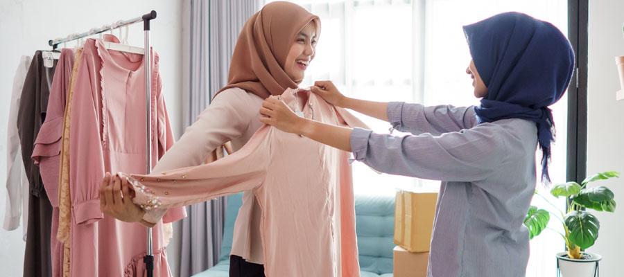 Achat de hijab